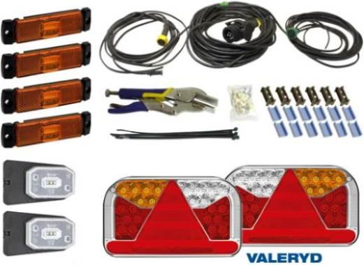 Přečtěte si více o Elektrická soustava a osvětlení přípojného vozidla
